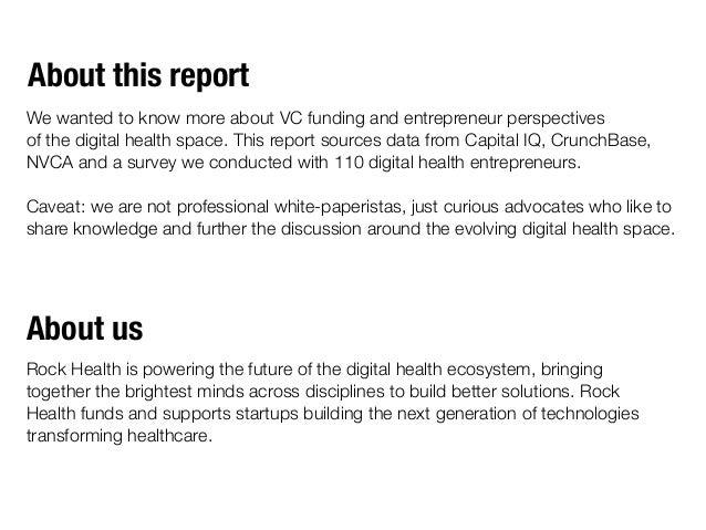 Rock Report: State of Digital Health Slide 2