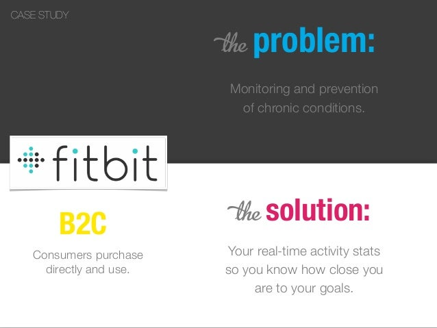 5 problem: Monitoring and prevention of chronic conditions. 5 solution: Your real-time activity stats so you know how clos...