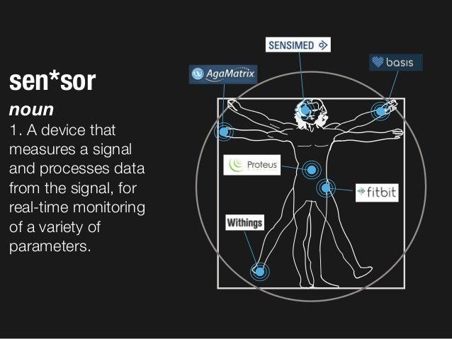 Rock Report: Sensors by @Rock_Health Slide 3