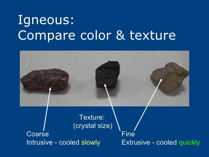 Rocks Igneous Sedimentary Amp Metamorphic 1