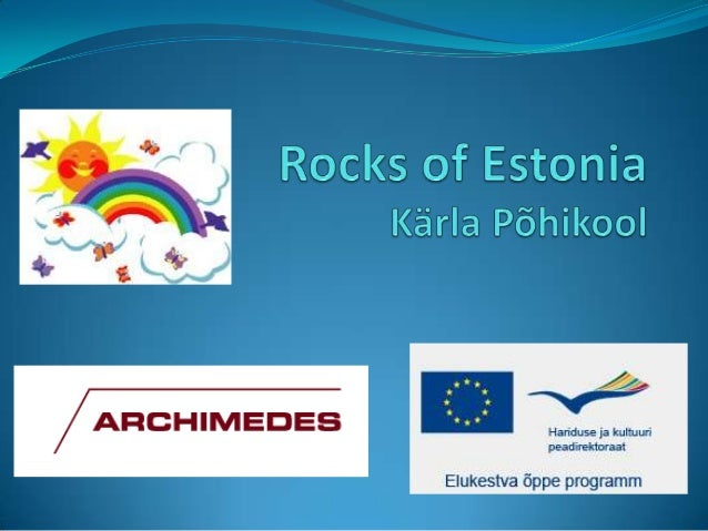  Estonia is poor for its mineral resources.  We do not have gemstones in Estonia.  Only sedimentary rocks outcrop in Es...