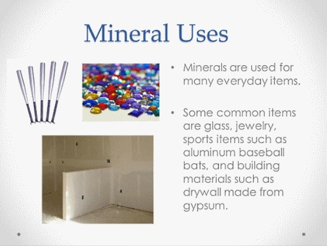 Rocks soils and minerals 1 for Uses of soil in daily life