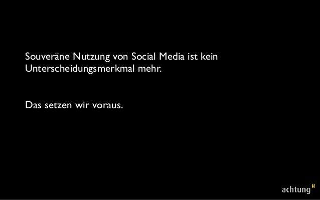 Social Media und Jobs. Warum wir keine Social-Media-Rockstars einstellen Slide 2