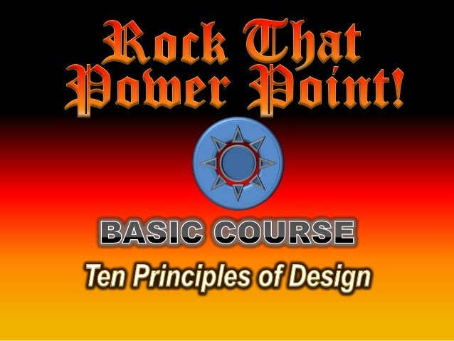 Rock that power point rock that power point 1 plan it out 4 think of flow 7 download a toneelgroepblik Images