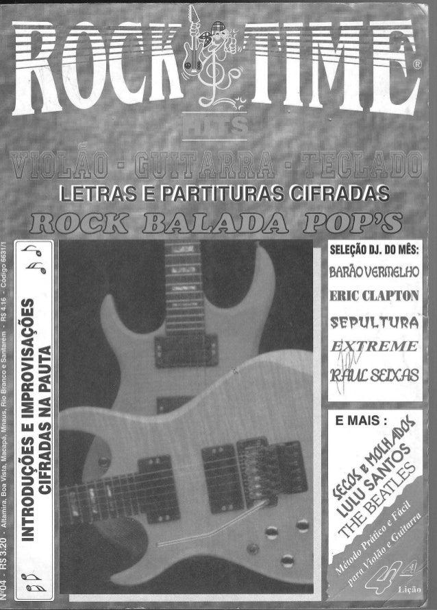 Rock time hits