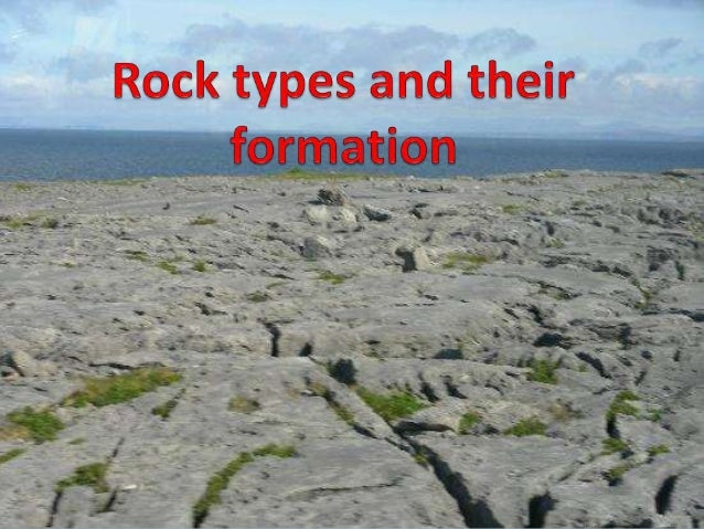Recapping from Junior Cert… _____________ are formed from hot volcanic material that has cooled down – two examples are __...