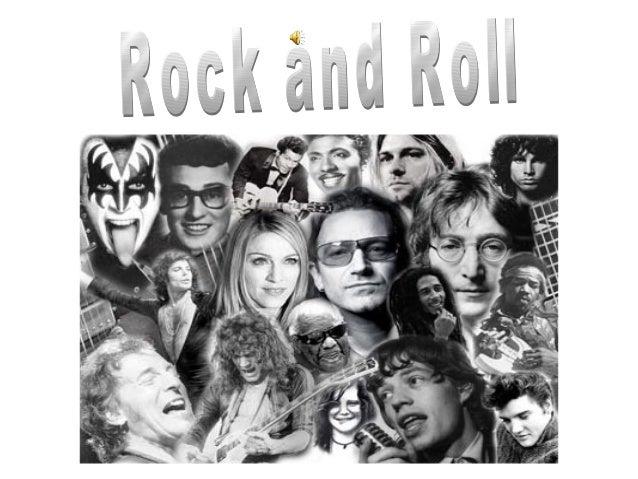 COMO SURGIU O ROCK• Rock and Roll é um género de música que emergiu e se definiu  como estilo musical no sul dos Estados U...