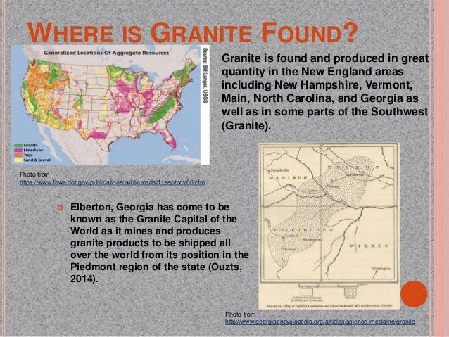 Granite Presentation