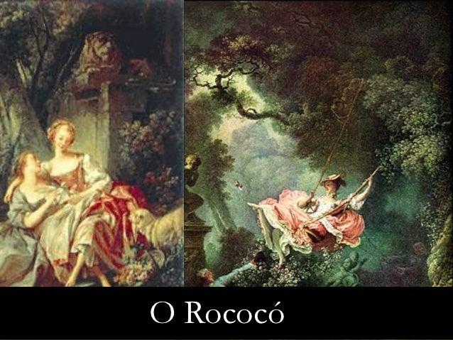 O Rococó