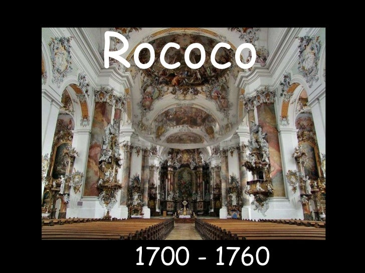 An introduction to the history of rococo and neoclassicism