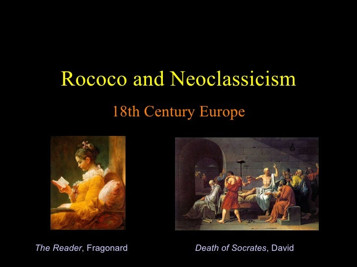 the progression of knowledge between the 18th century neoclassicism and 19th century romanticism