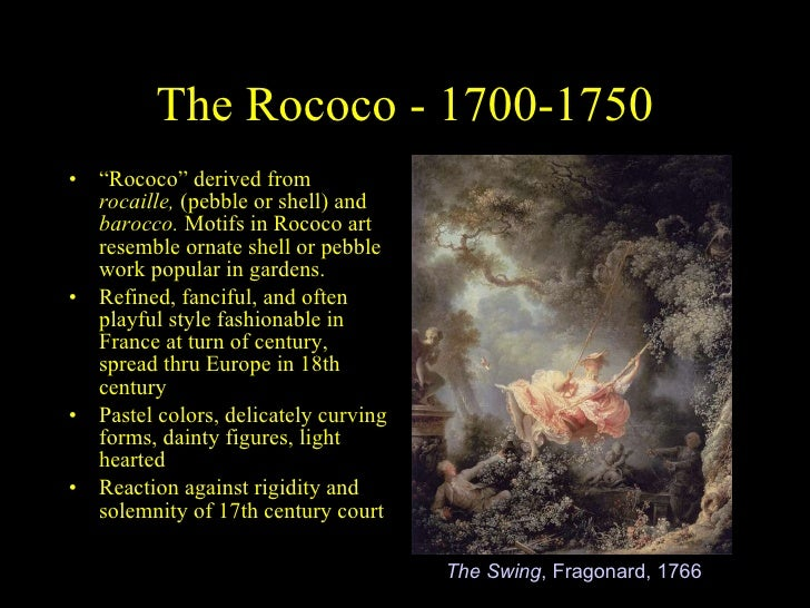 rococo vs neoclassical art Art in the neoclassical period focused on portraying political truths of that time in a dramatic way.