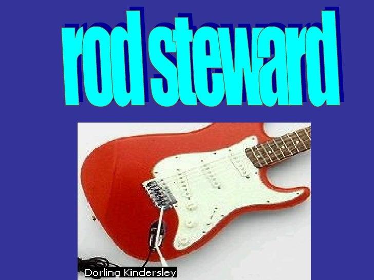 rod steward