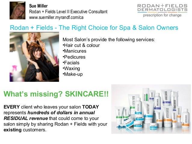 rodan   fields business opportunity for salon owners