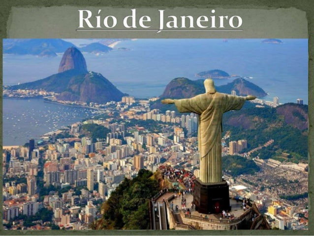 Rio de Janeiro or popularly just called Rio is the capital of the state of Rio de Janeiro, located in southeastern Brazil....