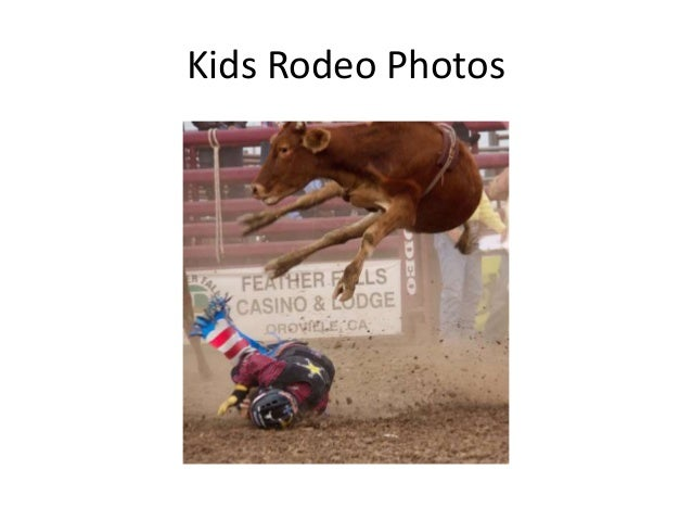 Kids Rodeo Photos