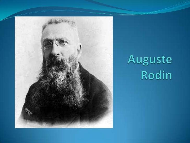 Auguste Rodin (Paris, 12 de novembro de 1840 - Meudon, 17 de novembro    de 1917) foi um escultor francês.   Nascido Fra...