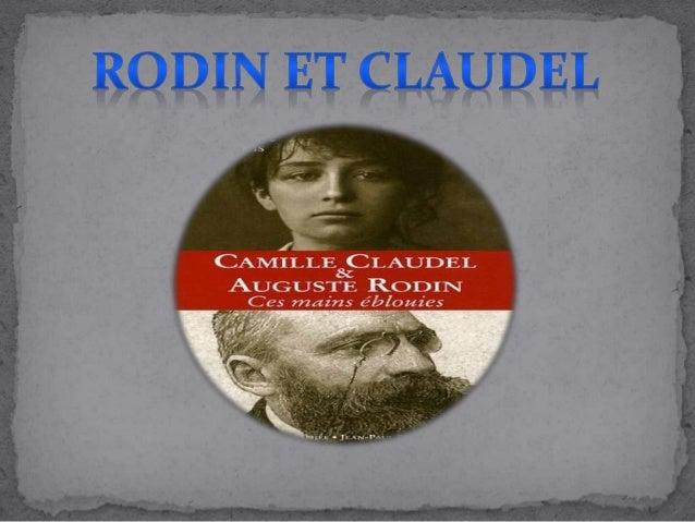 Nom : Camille Anastasia Kendall Maria Nicola Claudel  Naissance: à Fère-en-Tardenois le 8 décembre 1864  Ses parents: ...