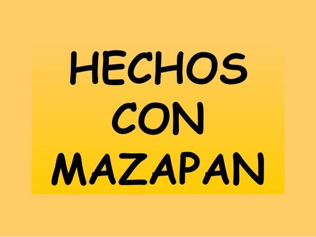 HECHOSCONMAZAPAN