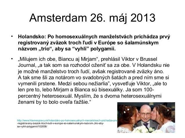 Gay sex ukazuje v Amsterdame