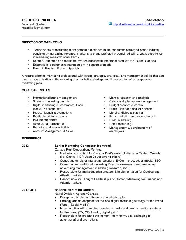 Product Manager Resume Example. Account Manager Resume Example
