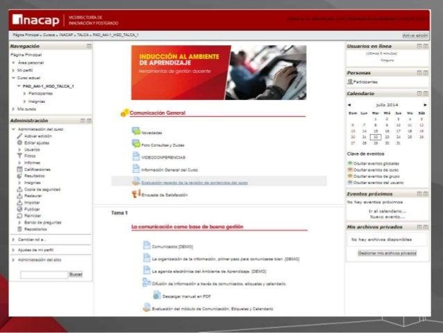 • Tecnologías a incorporar en los programas de estudio:  ‒ Simuladores  ‒ Laboratorios remotos  ‒ Web conference  ‒ Portaf...