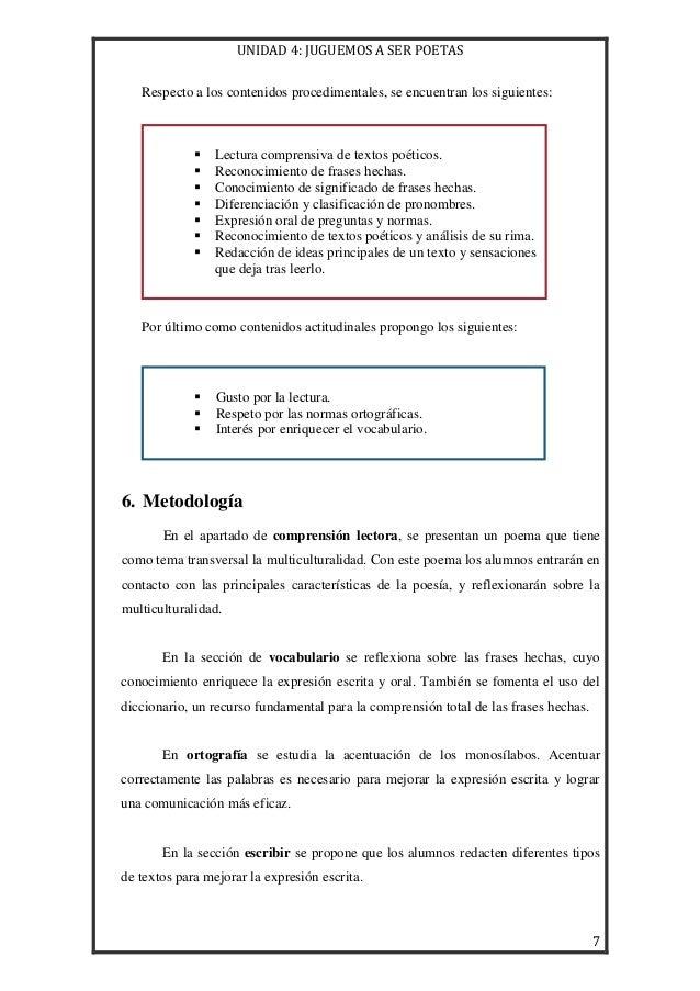 Unidad Didáctica, Alejandro Rodríguez Canillas
