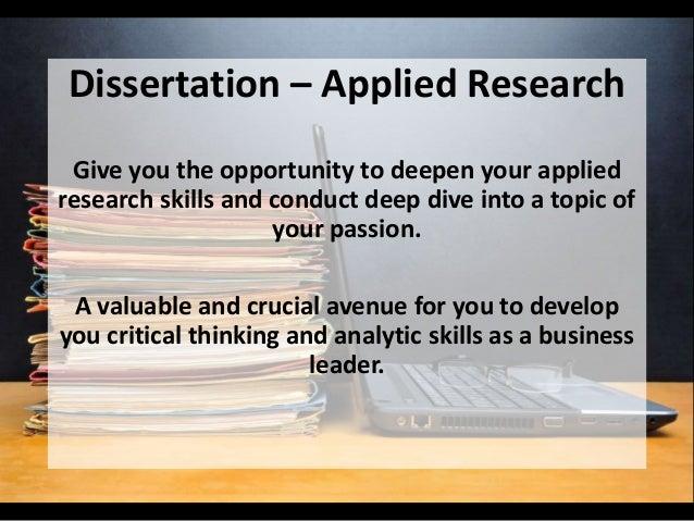 dissertation structure roehampton