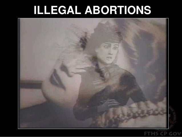 the state of abortion since the roe v wade decision Roe v wade, which declared abortion to be constitutionally protected, and thus voided state laws banning it, was a horrible decision morally and legally.