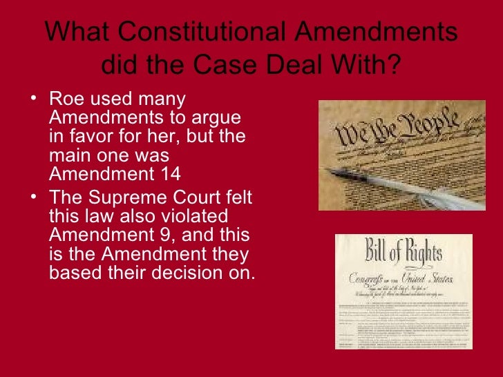 court case on the second amendment essay Why would justices favorable to gun control vote to overturn a case that the court has not read the second amendment in the atlantic.