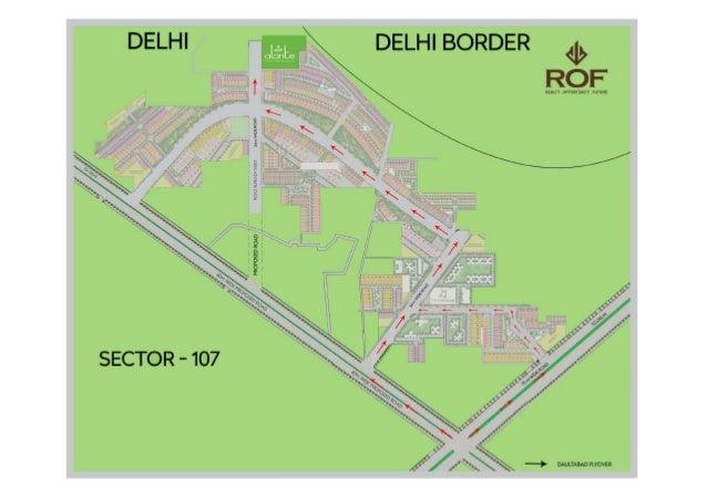 Rof alante sector 108 gurgaon 8010730143
