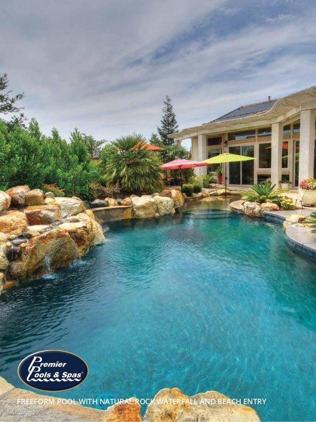 Premier pools spas 2015 brochure for Premier pools