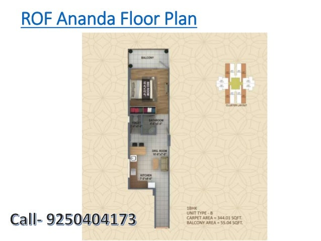 ROF Ananda Price List; 4.