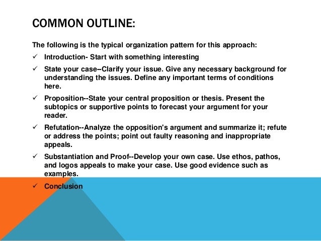 rogerian argumentpp  3 common outline