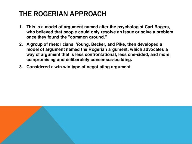 rogerian theory Start studying rogerian theory learn vocabulary, terms, and more with flashcards, games, and other study tools.