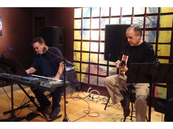 Roger Quesnell Duo at Walla Faces