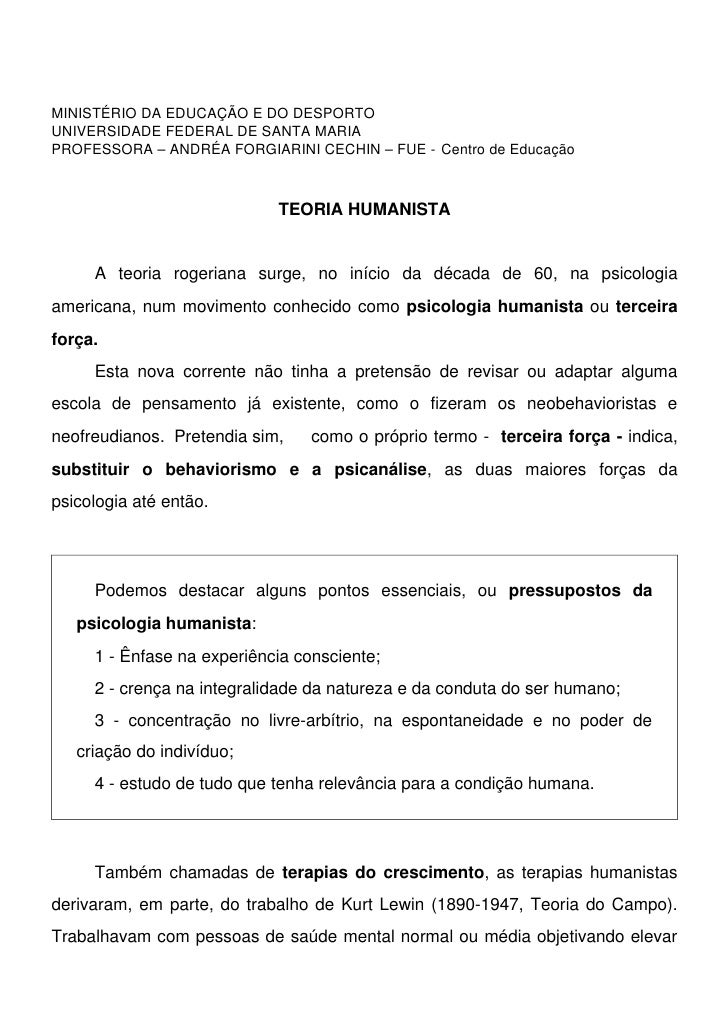 MINISTÉRIODAEDUCAÇÃOEDODESPORTO UNIVERSIDADEFEDERALDESANTAMARIA PROFESSORA–ANDRÉAFORGIARINICECHIN–FUE Ce...