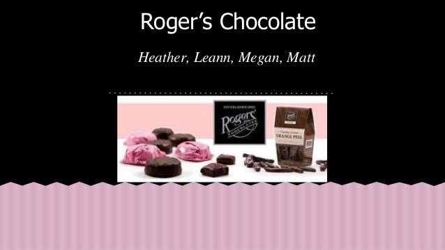 rogers chocolate case study This isn't a case of mental illness in the typical sense of the word home » blog » the psychology of elliot rodger about the blog archives the psychology of elliot rodger when i was in college on a study-abroad.