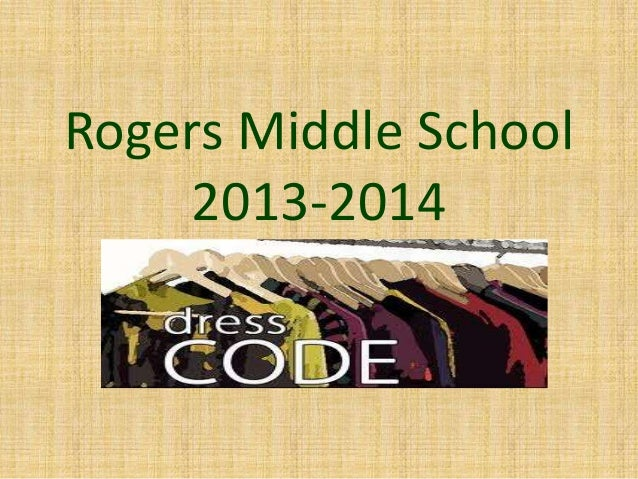 Rogers Middle School 2013-2014