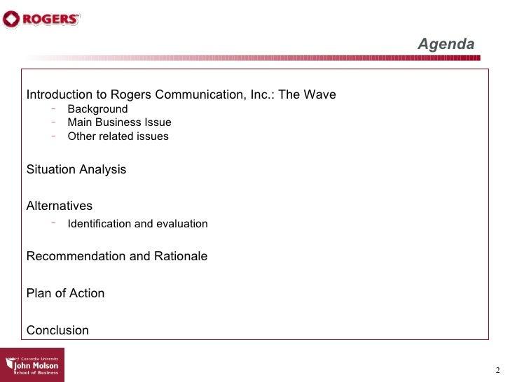 MBA 610 Marketing Management Case Study Slide 2