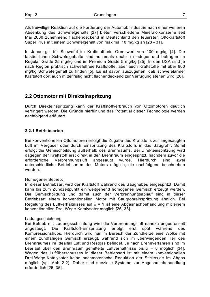 Kap. 2                               Grundlagen                                      7Als freiwillige Reaktion auf die For...