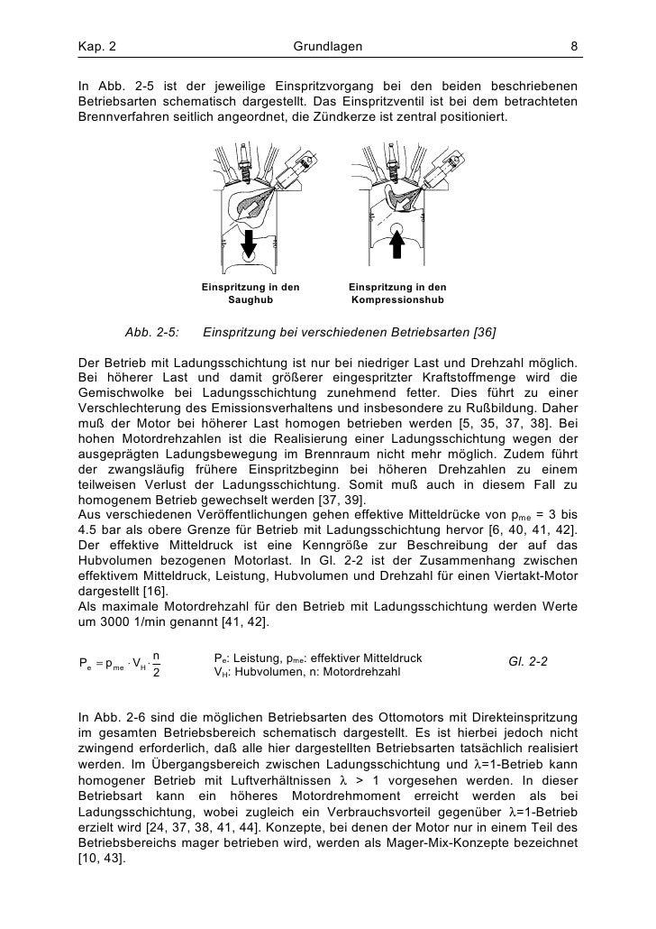 Kap. 2                                  Grundlagen                                   8In Abb. 2-5 ist der jeweilige Einspr...