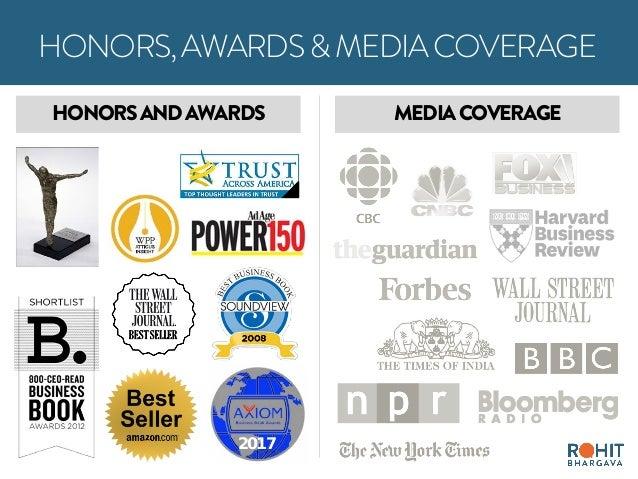 HONORS,AWARDS&MEDIACOVERAGE HONORSANDAWARDS MEDIACOVERAGE 2017
