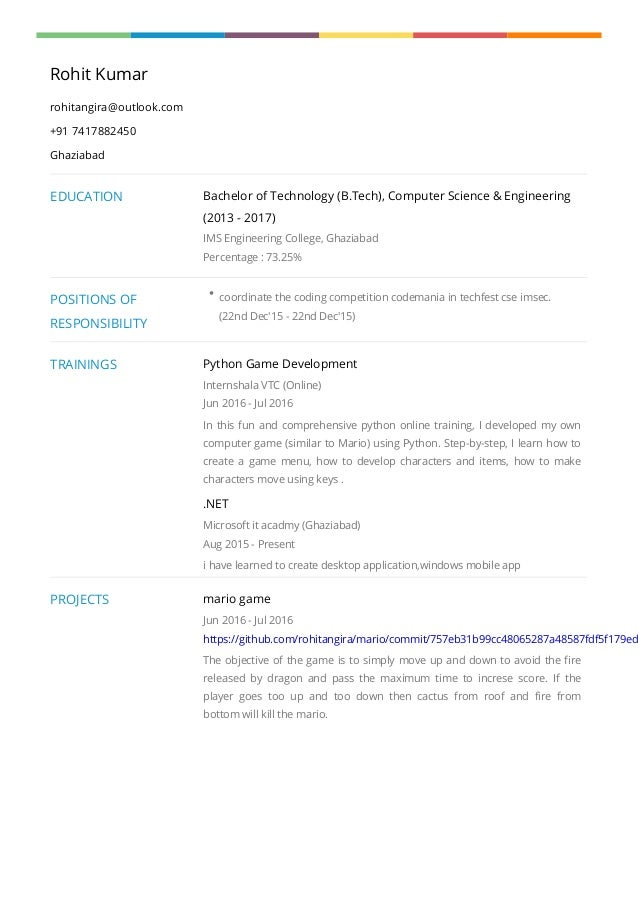 Rohit kumar internshalaresume (4)
