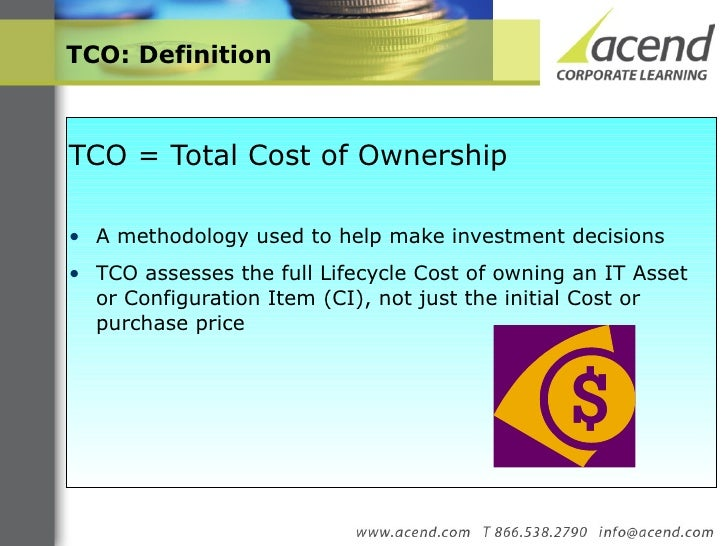 Justifying Itil Building The Roi
