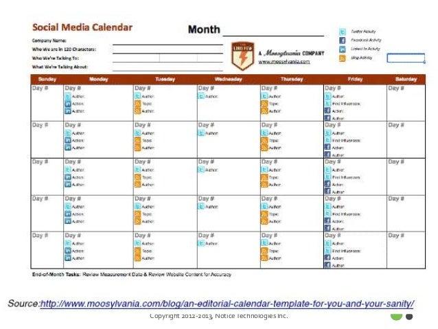 Copyright 2012-2013, NoticeTechnologies Inc.