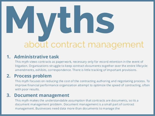 ROI for Contract Management Software – Contract Management