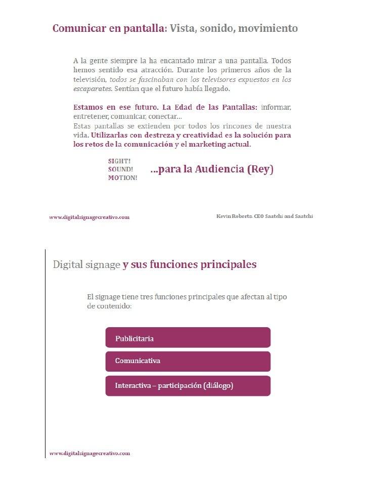 Seminario Pantallas Exteriores - Digital Signage - Roi Iglesias Slide 2