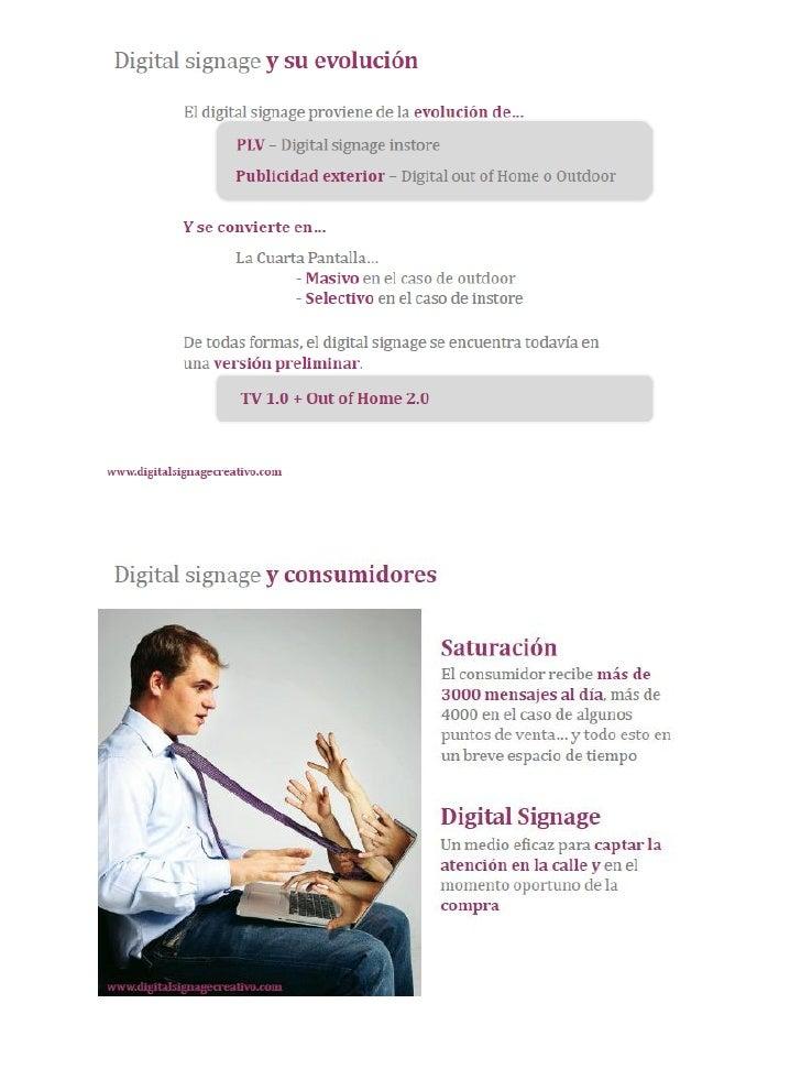 Seminario Pantallas Exteriores - Digital Signage - Roi Iglesias Slide 3
