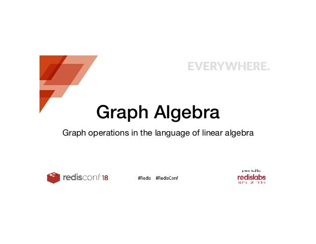 RedisConf18 - Lower Latency Graph Queries in Cypher with Redis Graph